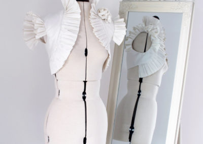 Silk Bolero Jacket
