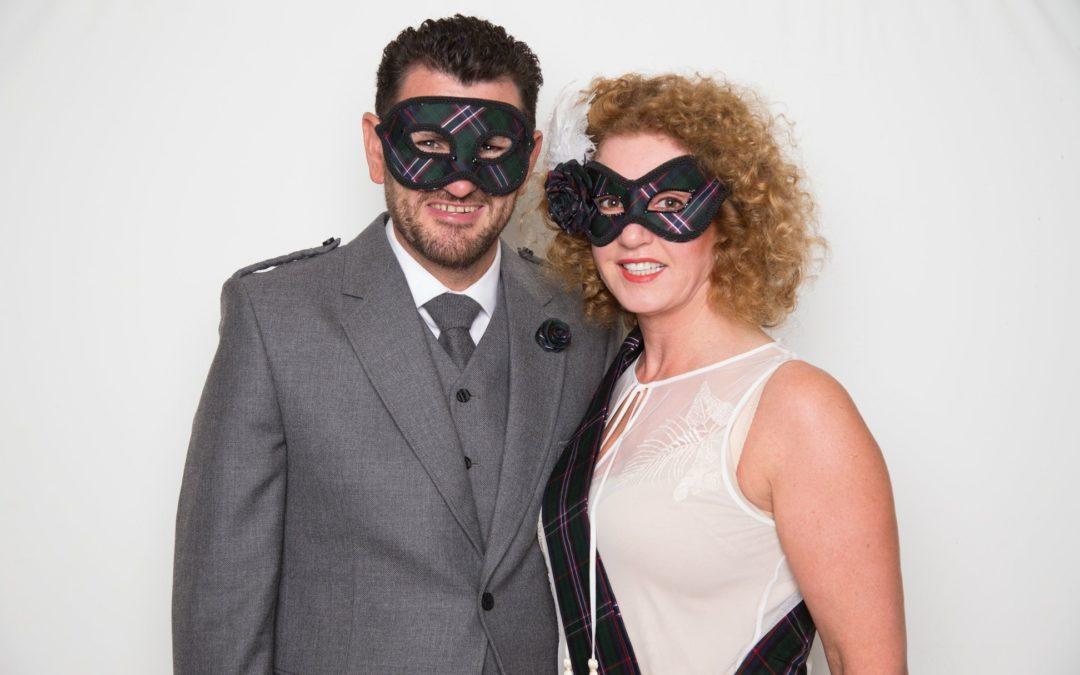Bespoke Tartan Mask Set