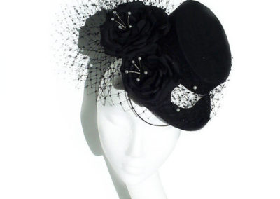 Black Pearl Top HAT