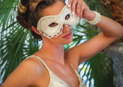 Masquerade Wedding