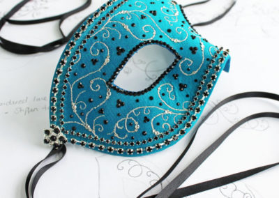 Mens Masquerade ball mask