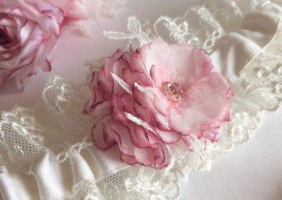 Natalie Bridal Garter