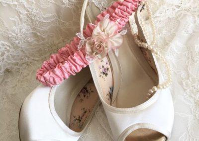 Ballerina Pink Garter